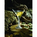 Rosseto L50200 Liteware Clear Plastic Martini Glass 5.5 oz. (Case Of 144) addl-1