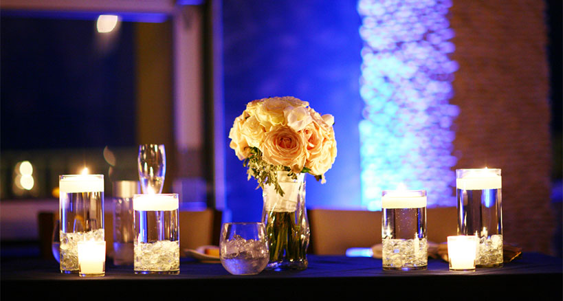 Eye-Catching Centerpieces Can Be Created on a Budget