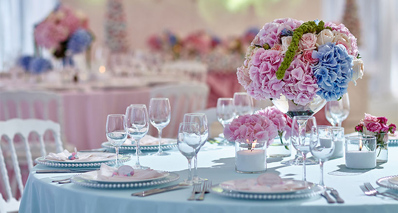 Disposable Dinnerware for Your Wedding: A Timely Choice