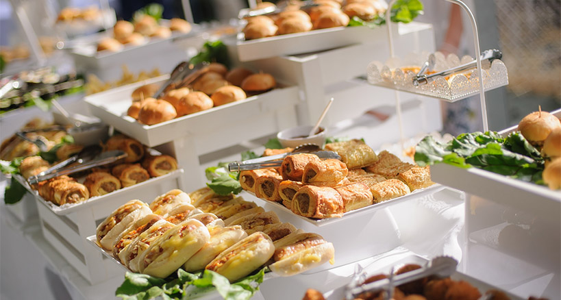 Starting a Catering Business is a Multi-Step Process
