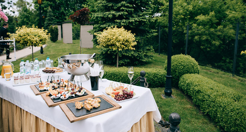 Launching a successful catering business