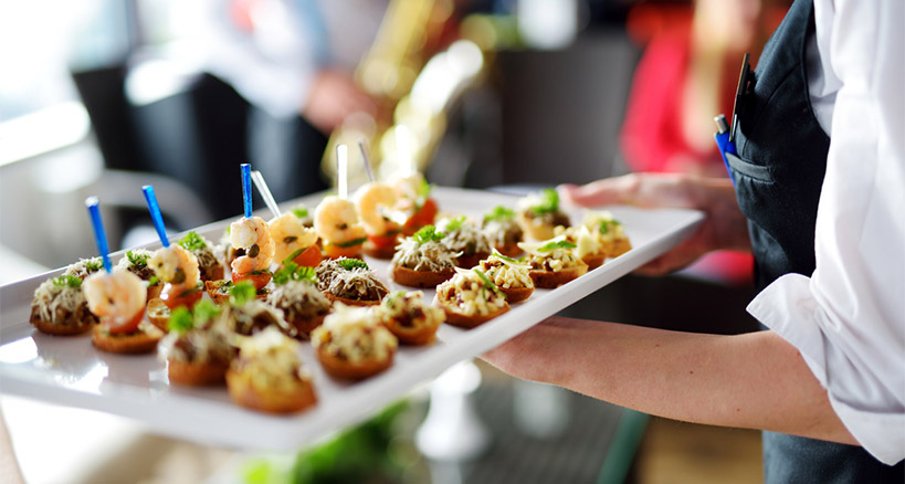 How to launch a successful catering business
