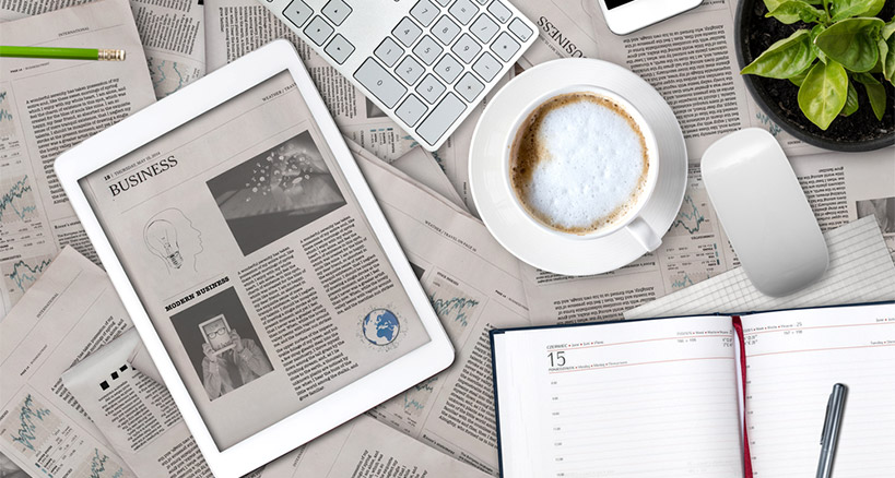 Stay informed on the latest trends in business
