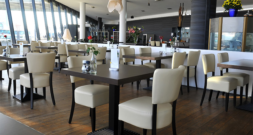 The Right Seat Can Enhance Your Restaurant's Dining Experience Extraordinary Restaurant Dining Room Chairs