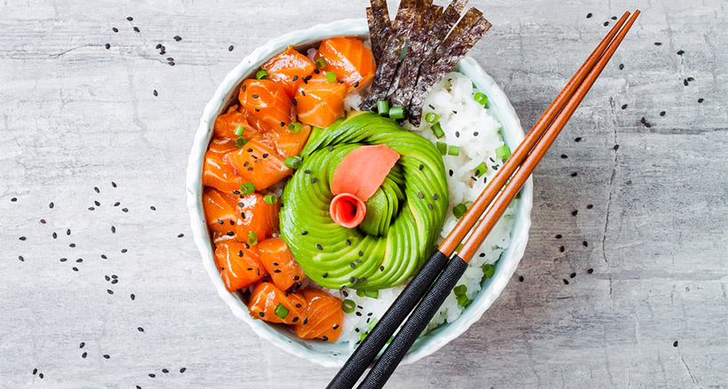 Poke Bowls: The Trend Continues in 2018