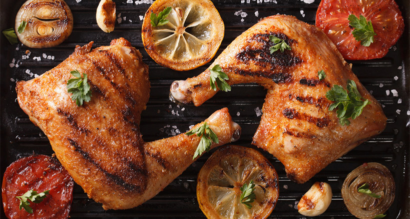 Health benefits of chicken