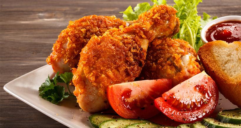 Fried chicken: always worth it