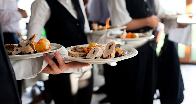 The caterer-client relationship