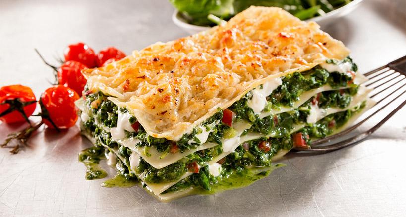 Ina Garten's Roasted Vegetable Lasagna