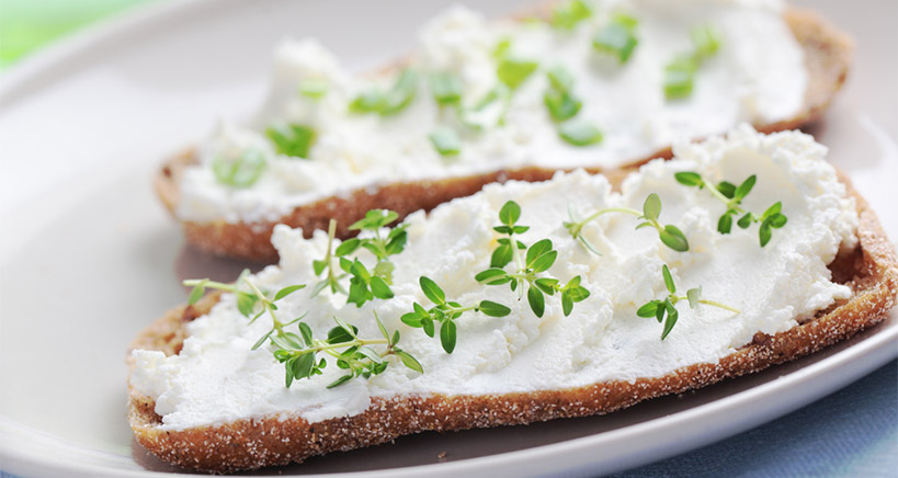 How to handle soft cheese