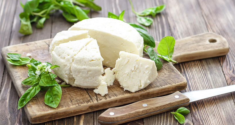 Soft cheese makes a move