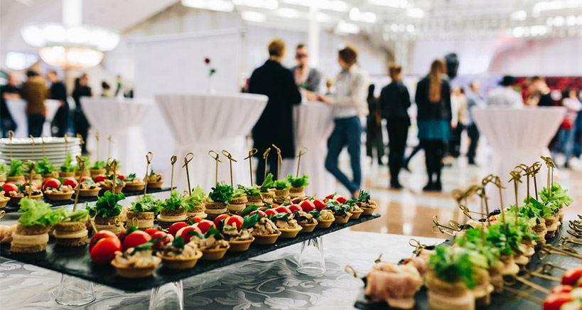 Learn about Five Key Ways to Market Your Catering Business