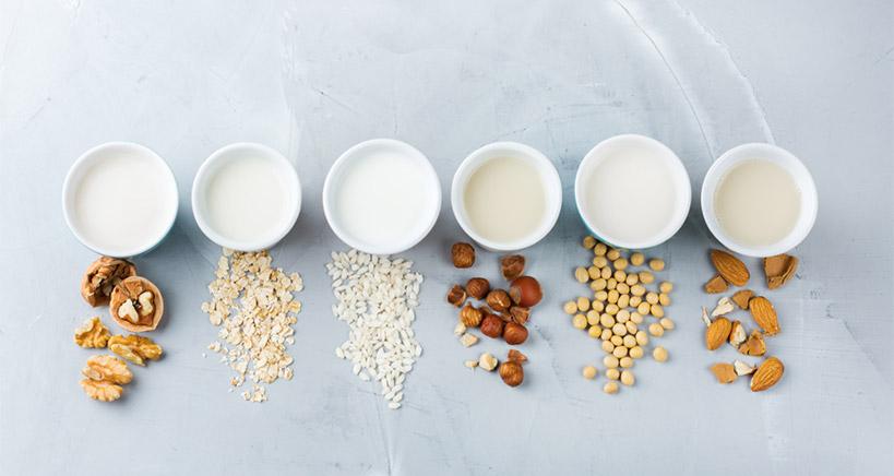 Natural health benefits of oat milk