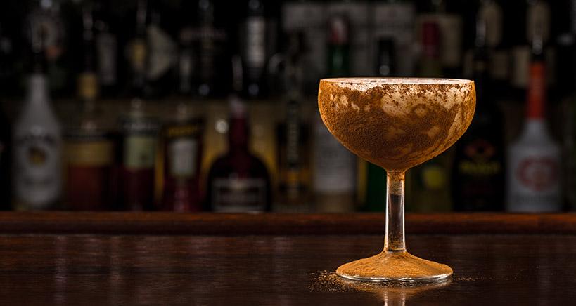 Tiramisu cocktailes