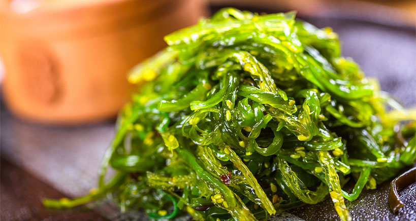 Seaweed and Sea Vegetables: Health Benefits