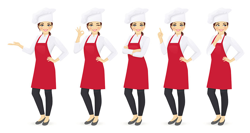 Female chefs are rising the ranks of the food industry