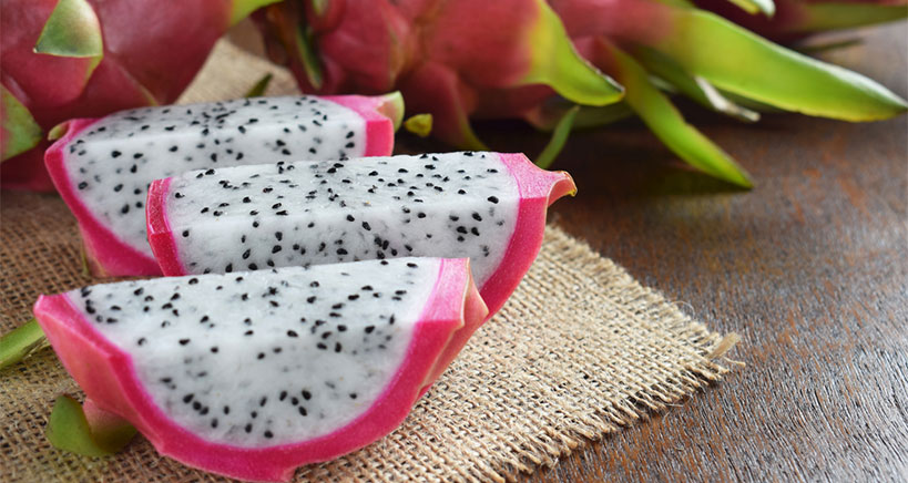 Dragon Fruit popularity continues to rise in U.S. restaurants and food venues.