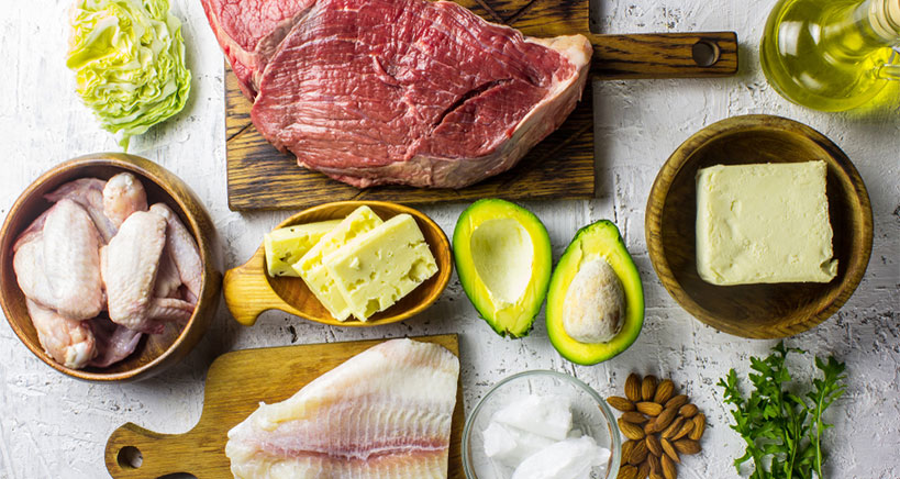 In response to demand, U.S. restaurants create ketogenic-friendly menus.