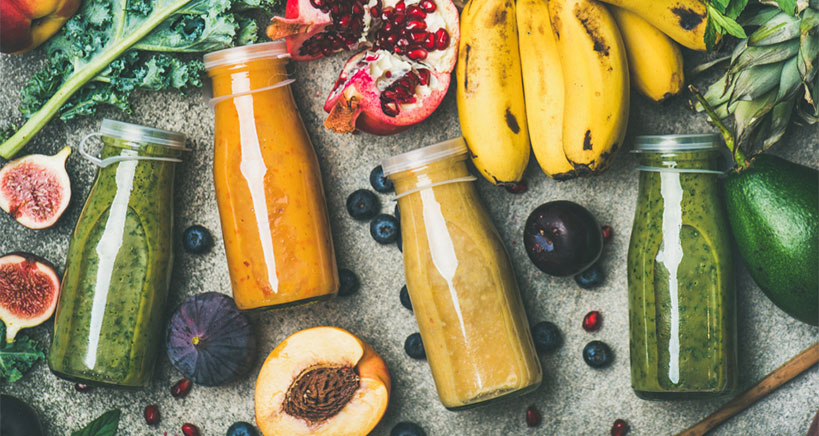 New smoothie ingredients add flavor to foodservice menus this summer.