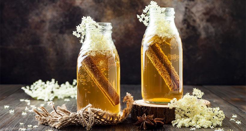 New probiotic beverages are debuting on restaurant menus