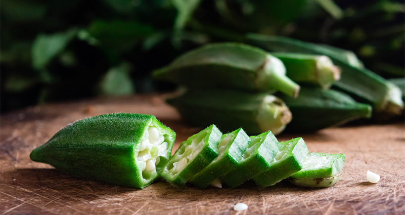 okra dish recommendations