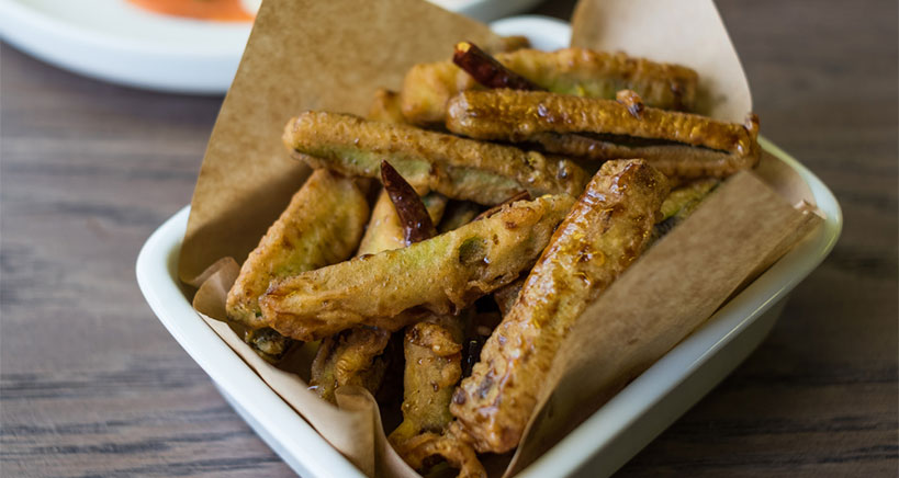 Nutritious and delicious, learn how to add okra to your restaurant's menu.