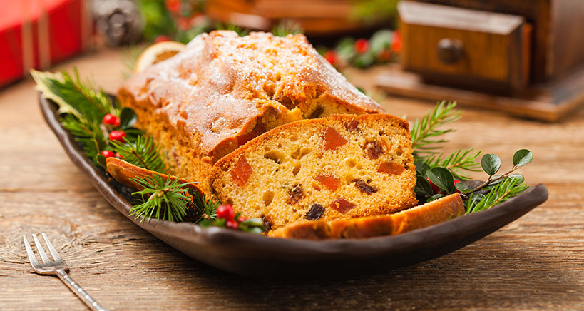 Learn the art of making rich and delish fruitcake this holiday season.