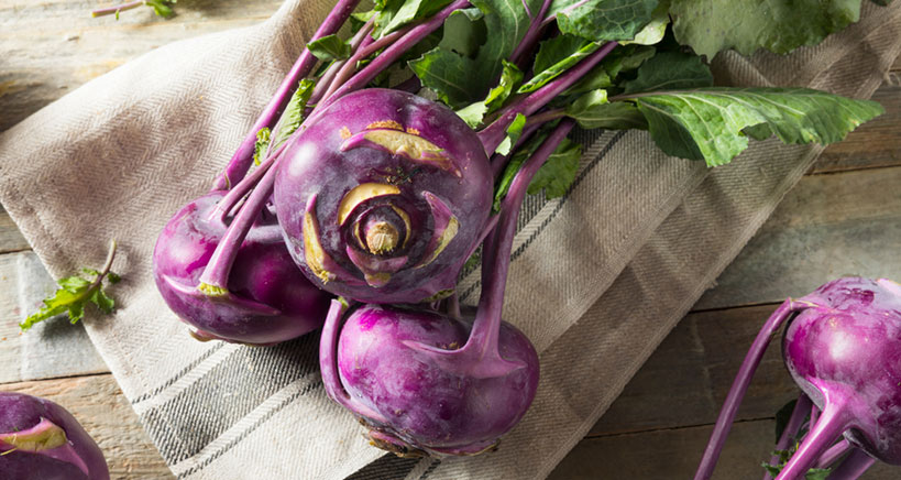 Learn about unique and unusual fall and winter vegetables to add to your menu