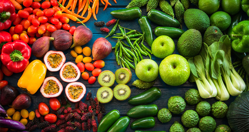 Get familiar with the uncommon benefits of the produce appearing in eateries.