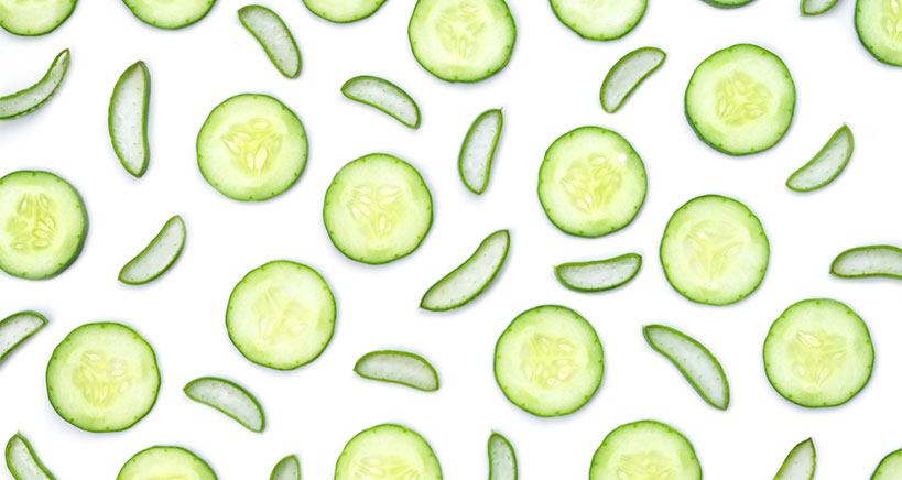 How to use cucumbers in recipes