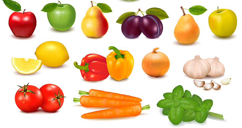 Update your fruit and vegetable knowledge with this handy guide,