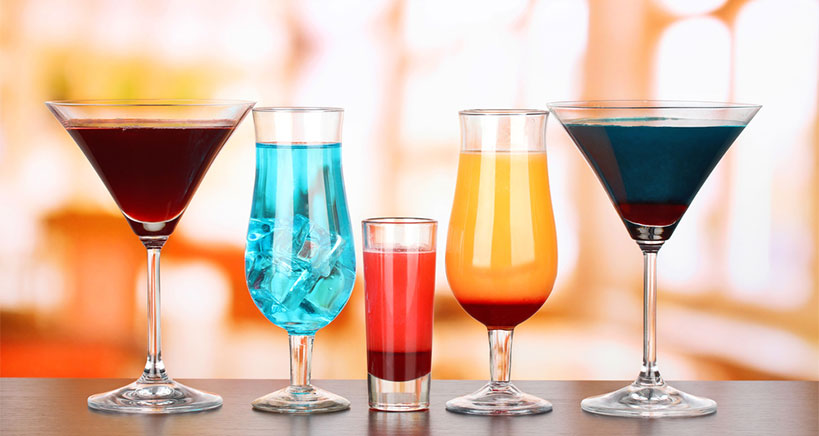 Non-alcoholic drink offerings proliferate in restaurants everywhere.