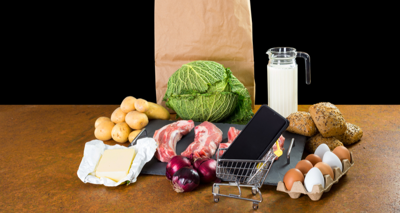 Add selling groceries to your restaurant's menu to sustain business despite corona