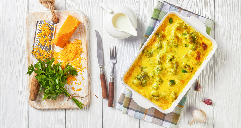 How adding comfort food casseroles to your restaurant menu can boost sales.