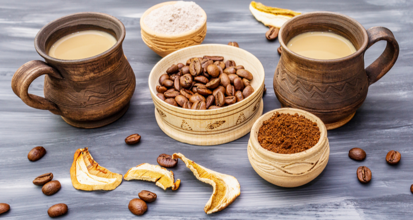 Update your java menu to cash in on healthy coffee substitutes.