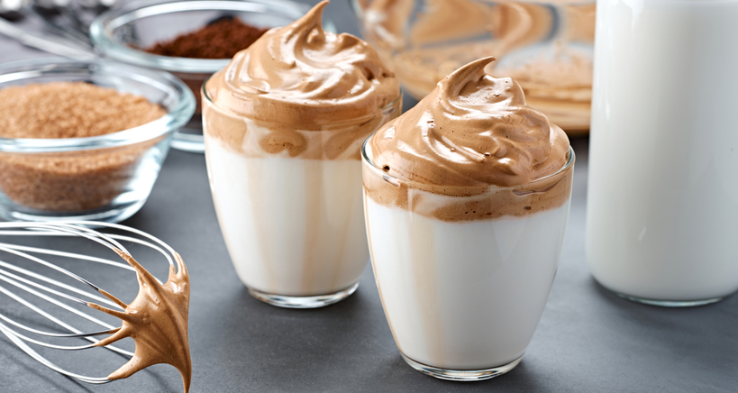 Update your coffee menu with new java sensations, creations, and top sellers.