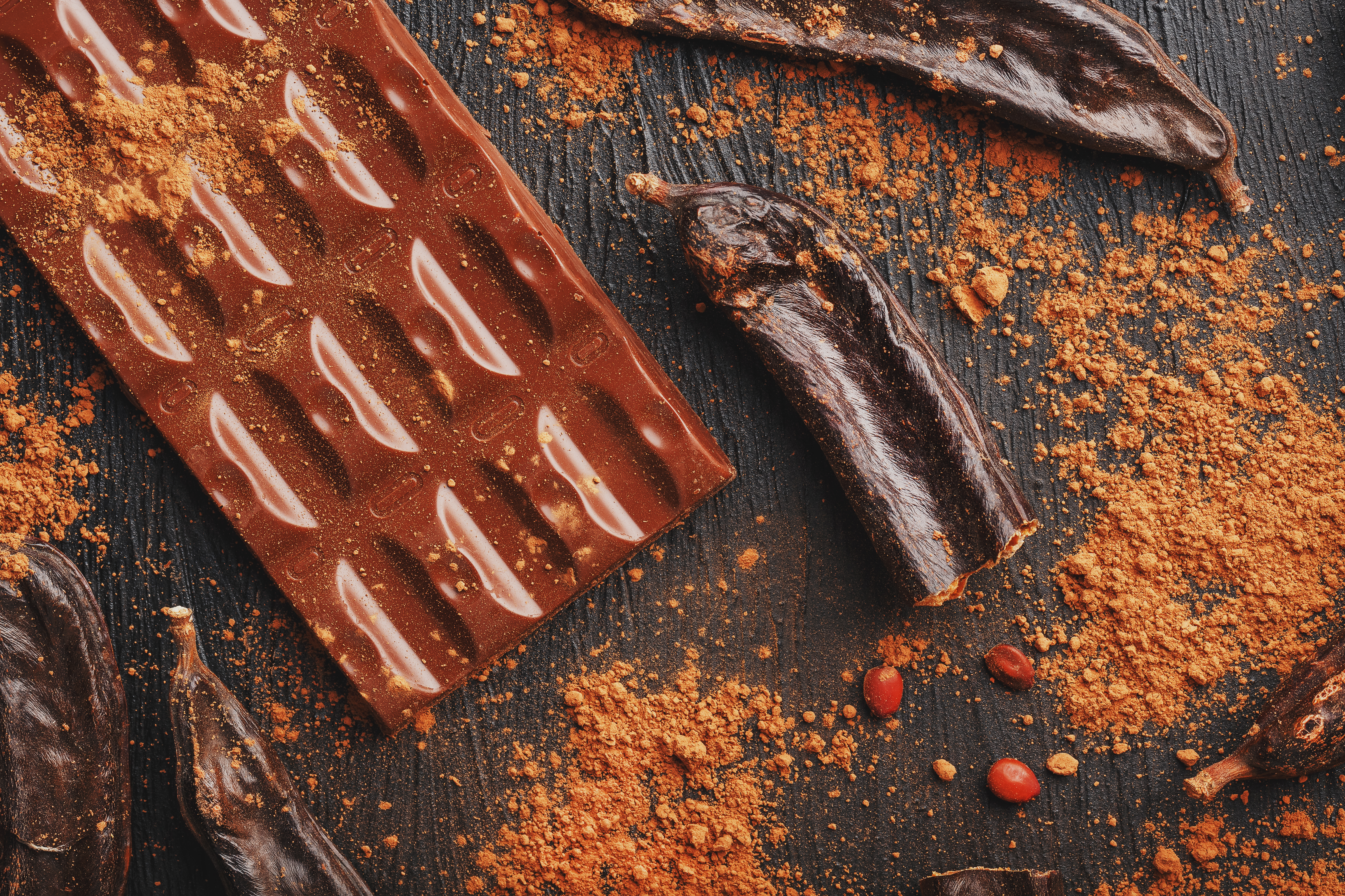 Carob, the all-natural sweetener that tastes like chocolate, is in high demand.