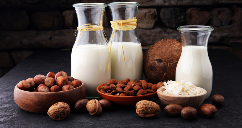 Milk alternatives on the rise in restaurants and coffee shops.