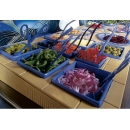 Cold Buffet Table Displayware