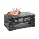 Decorative Chafing Grills and Warmers