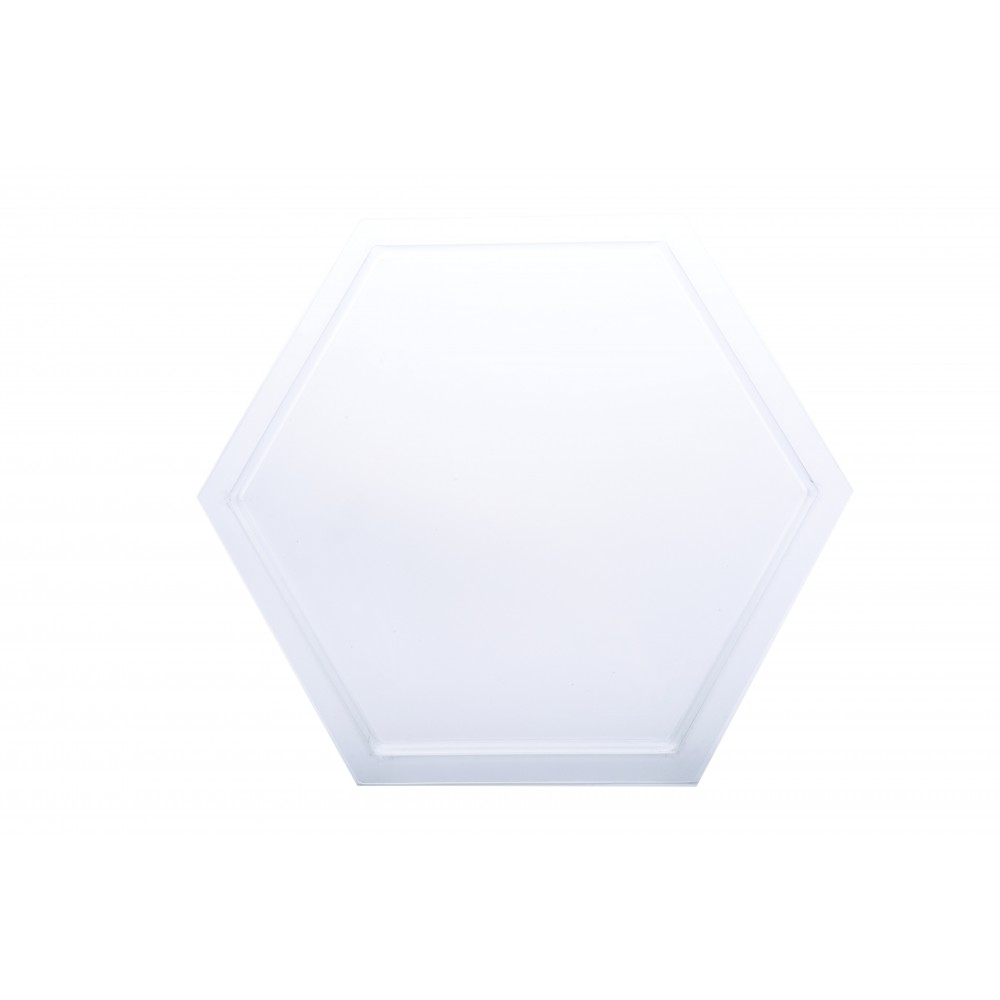 Frosted Acrylic Tray for Medium Honeycomb Riser