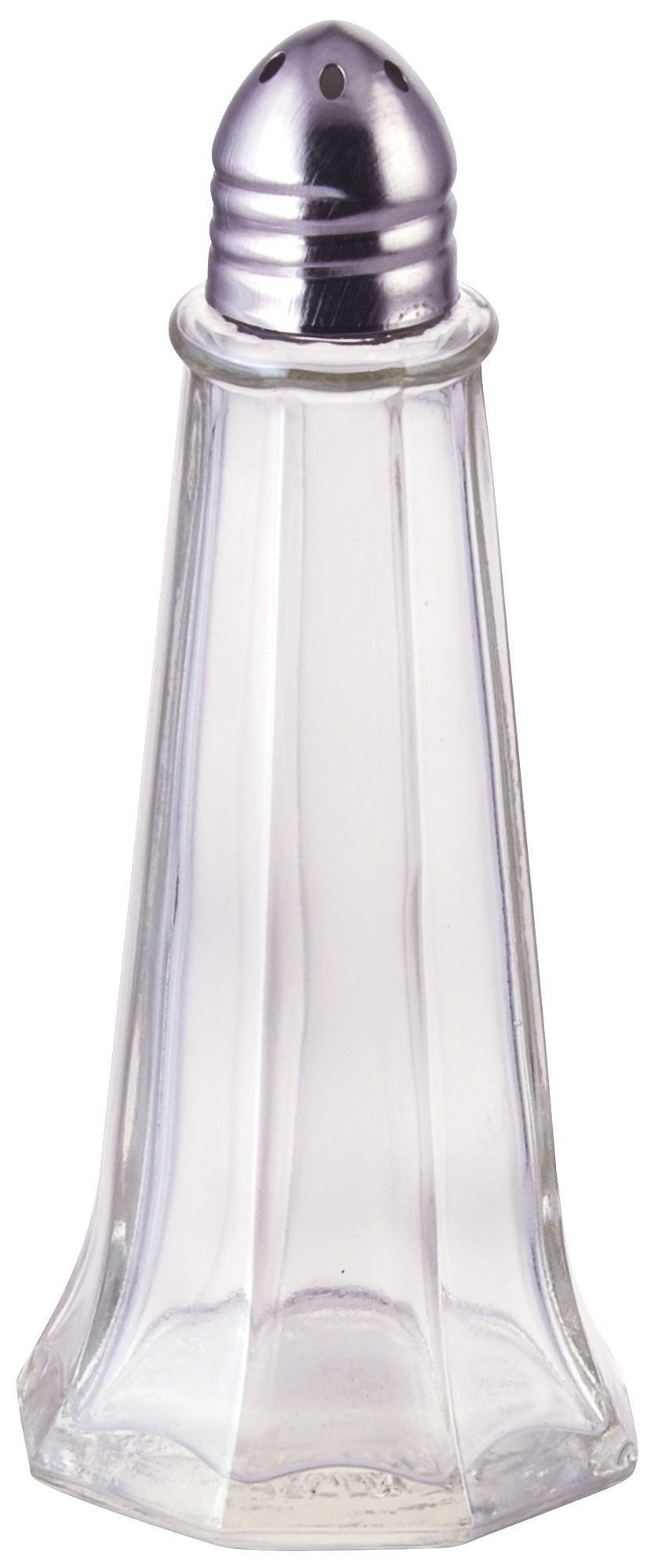Winco G-310 Tower Shaker 1 oz. with Chrome Top,