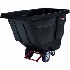 1-1/2 Cu Yd Tilt Truckstandard Duty Black