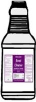 10% Acid Bowl Cleaner12/32Oz (C510)