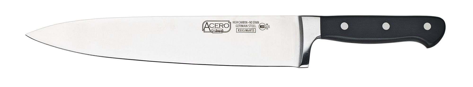 Winco KFP-100 Chef Knife 10""