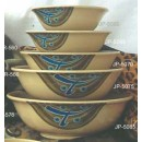 "Yanco JP-5085 Japanese 10"" Soup Bowl"