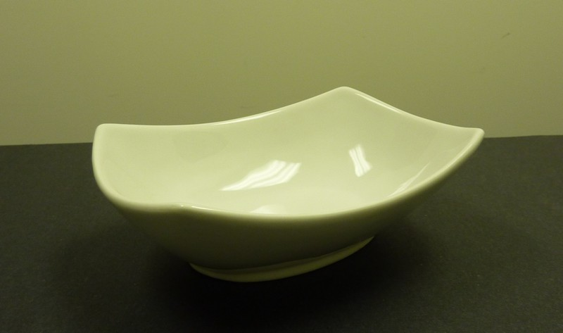 "Yanco ML-610 Mainland 10"" x 6"" Rectangular Bowl 42 oz."