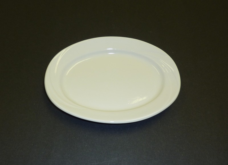 "Yanco MM-12 Miami 10 1/4"" Oval Platter"