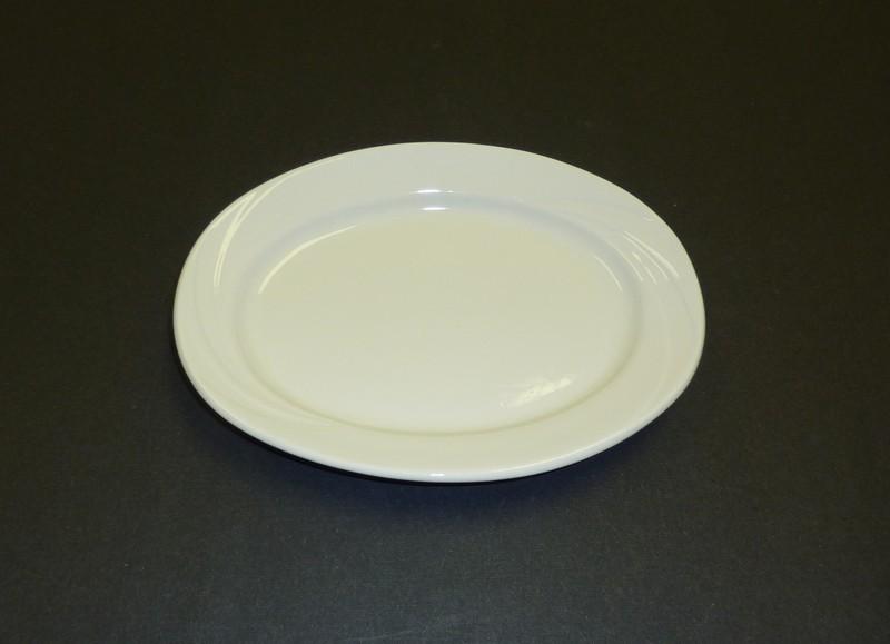 "Yanco MM-12 Miami 10 1/4"" Oval Platter"