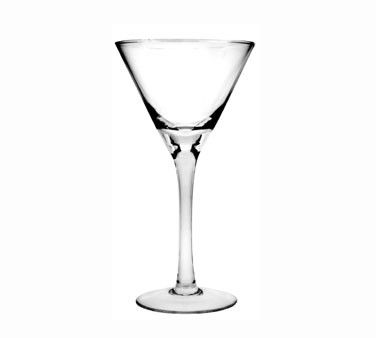 Anchor Hocking 90032 Executive 10.5 oz. Martini Glass